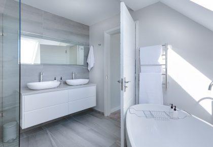 pexels jean van der meulen 1454804 420x290 - Mangler du en ny brusedør på badeværelset?